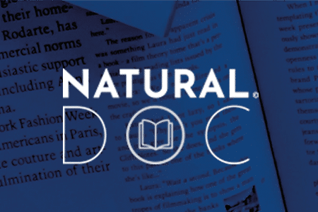 Natural Doc